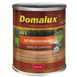 Domalux  Szybkoschnący (Быстросохнущий) Современный полиуретано-акриловый лак