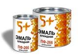Эмаль ПФ-266 для пола, 0,9 кг, 1,9 кг, 2,7 кг, 6 кг, 25 кг