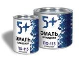 Эмаль ПФ 115 ТМ 5+