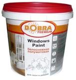 Interior Paint Windows для окон и дверей белоснежная полуматовая